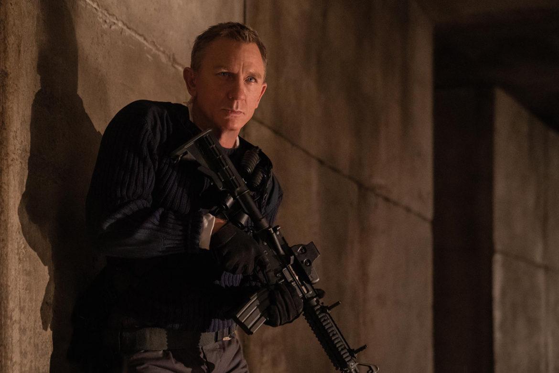 Daniel Craig toont exclusieve beelden van No Time To Die