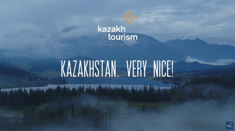 'Very Nice' officieel nieuwe slogan van Kazachstan