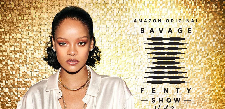 Rihanna pakt uit met nieuwe lingerielijn op Amazon Prime