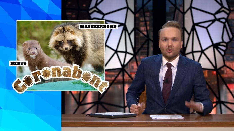 Nederlanders dragen massaal hondenbont, aldus Zondag Met Lubach