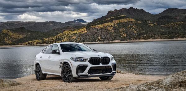Dikke SUV met veel pk: BMW X6M