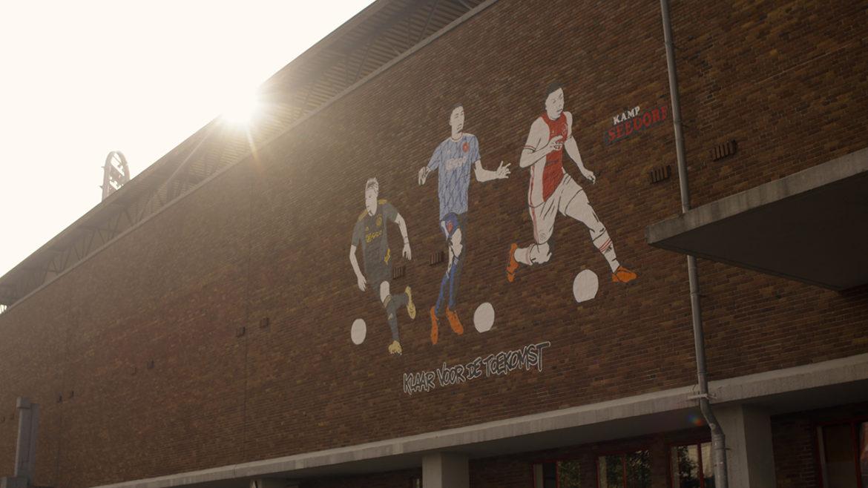Kamp Seedorf en Ziggo brengen Ajax tot leven