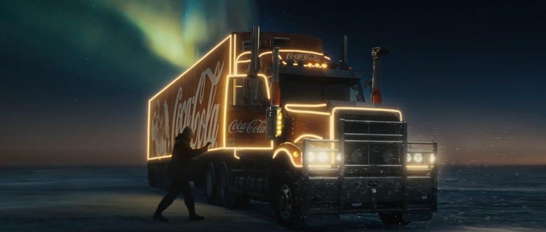 Coca-Cola Kerstreclame 2020