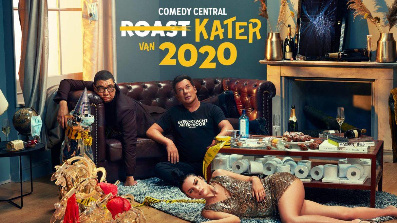Comedy Central: de kater van 2020