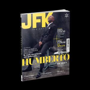 JFK Magazine 84