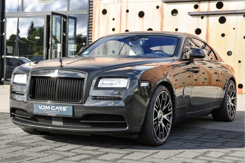 Rapper Boef zet Rolls-Royce Wraith in de verkoop