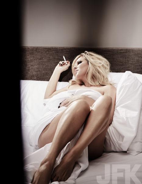 Alle foto's van sexy Tatjana Simic JFK