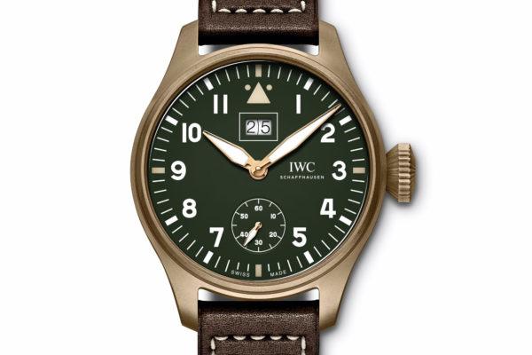 Coolste horloges van 2020: IWC Big Pilot Spitfire 'Mission Accomplished'