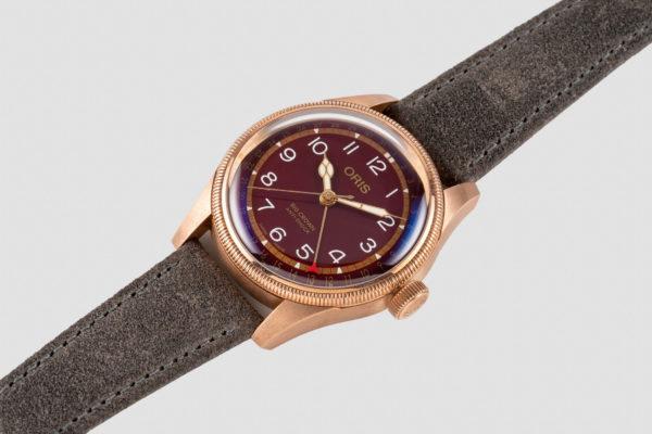 Coolste horloges van 2020: Oris Big Crown Pointer Date x Fratello