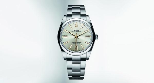 Coolste horloges van 2020: Rolex Oyster Perpetual 41