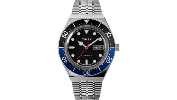 Coolste horloges van 2020: Timex M79 Automatic