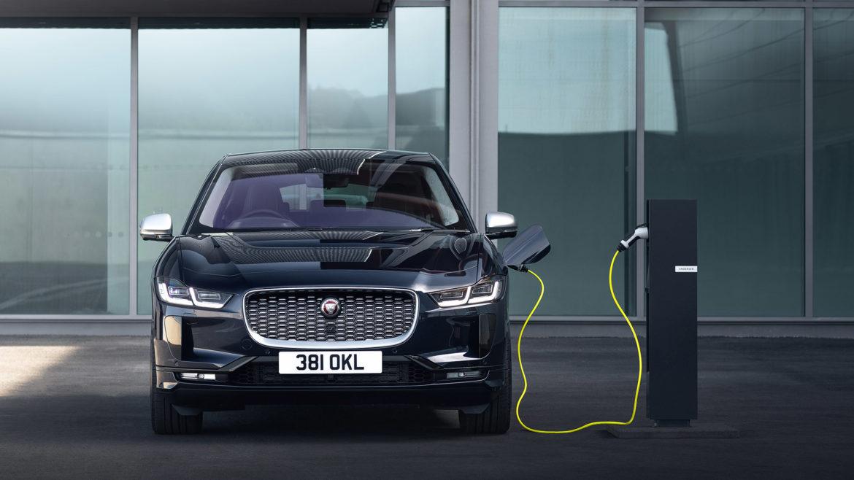 Elektrisch rijden 2021: Jaguar I-Pace