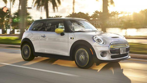 Elektrisch rijden 2021: Mini Cooper SE