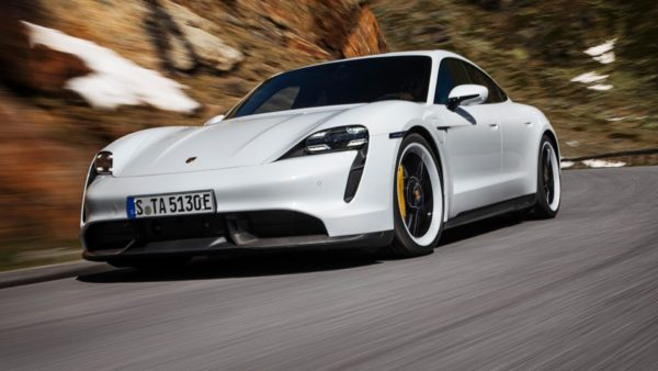 Elektrisch rijden 2021: Porsche Taycan