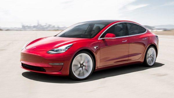 Elektrisch rijden 2021: Tesla Model 3