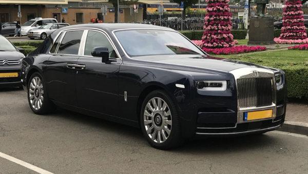 Duurste auto's van 2020: Rolls-Royce Phantom
