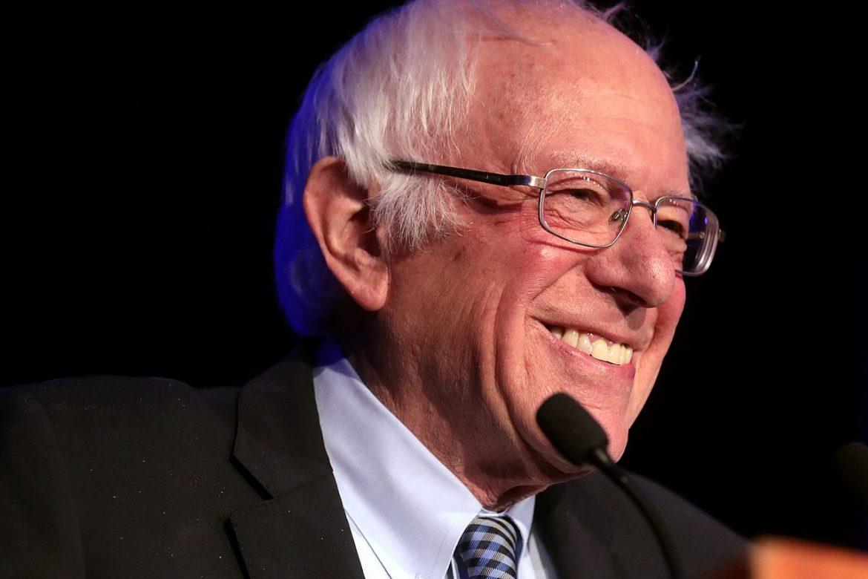 Bernie Sanders en zijn wanten stelen de show op inauguratie
