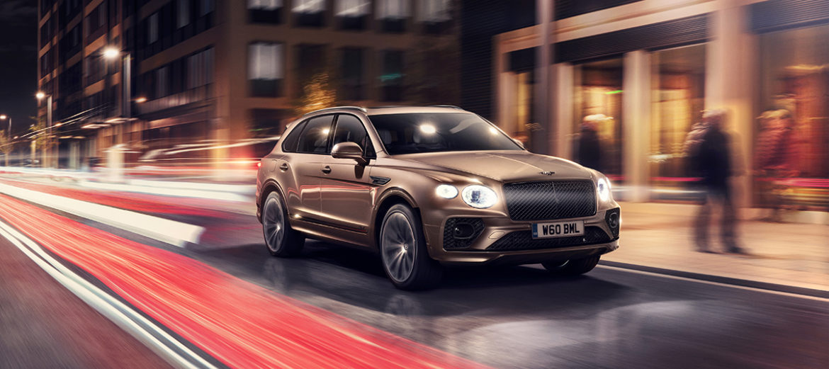 Bentley Bentayga Plug-In Hybrid 2021