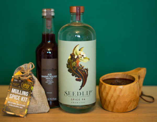 Alcoholvrije Cocktails: Mulled Spice
