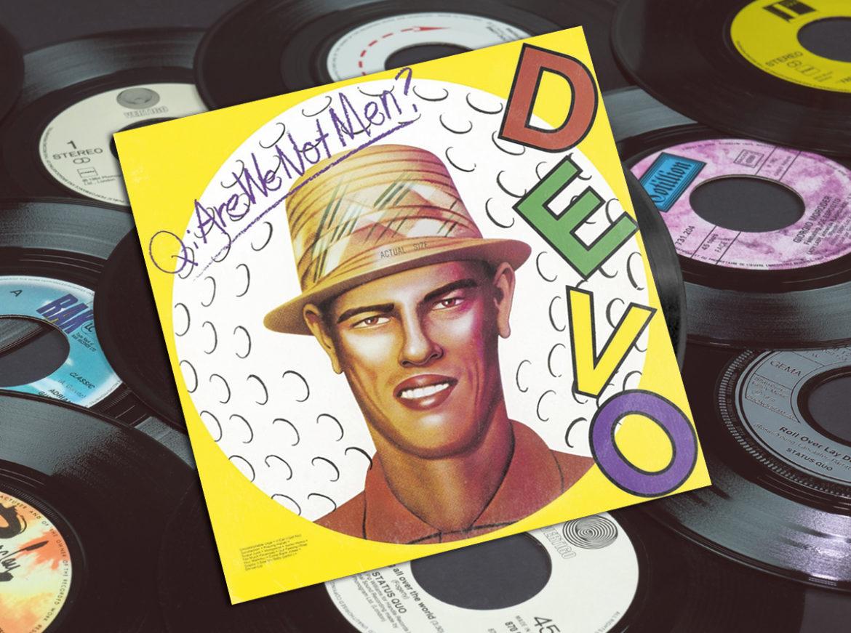 Classic Album: Are we not men, we are DEVO!