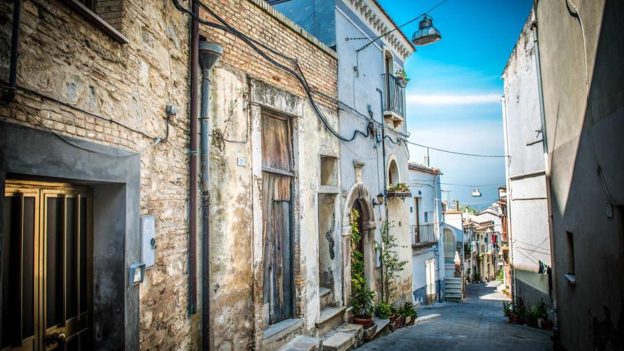 Te koop: Instapklare woningen voor 7.500 euro in Italiaans dorp