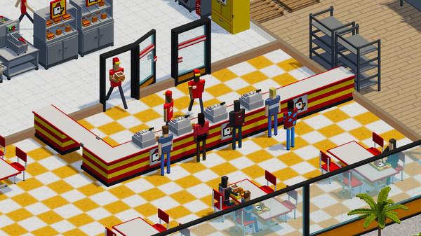 Definitely Not Fried Chicken is een Los Pollos Hermanos simulator