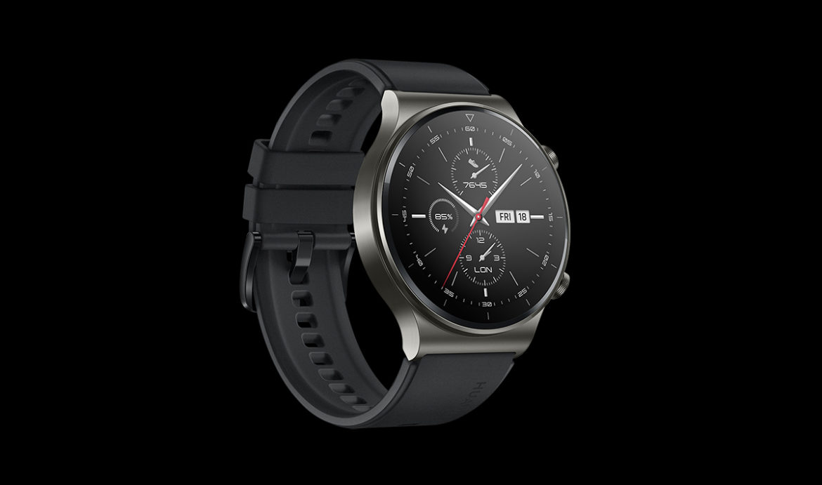 Functionele smartwatches: Huawei GT 2 Pro
