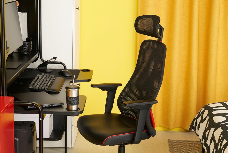 IKEA onthult nieuwe collectie met meubels speciaal voor gamers