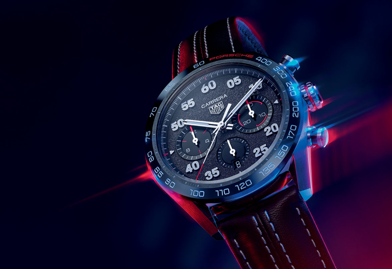 TAG Heuer Carrera Porsche Chronograph 2021