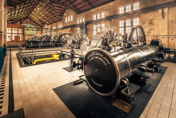 UNESCO Erfgoed in Nederland: Woudagemaal