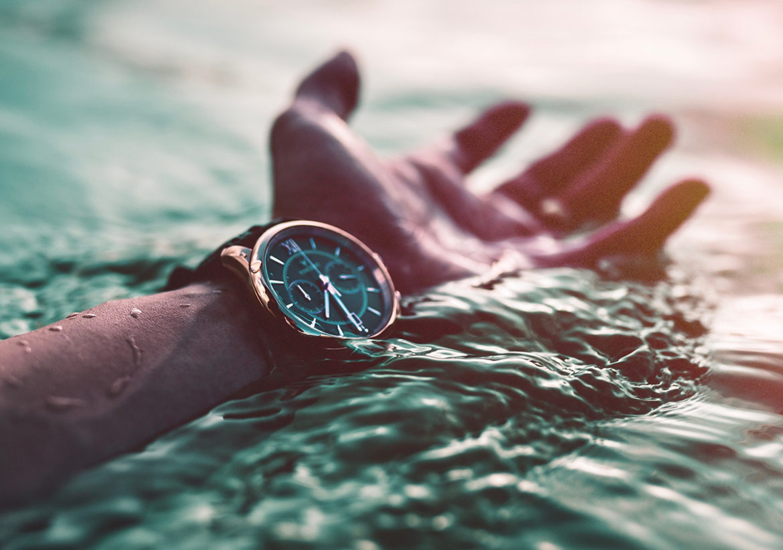 Hoe waterdicht is een horloge?