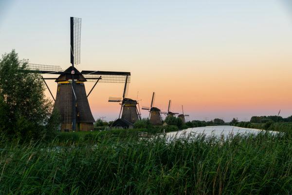 UNESCO Erfgoed in Nederland: Molens Kinderdijk