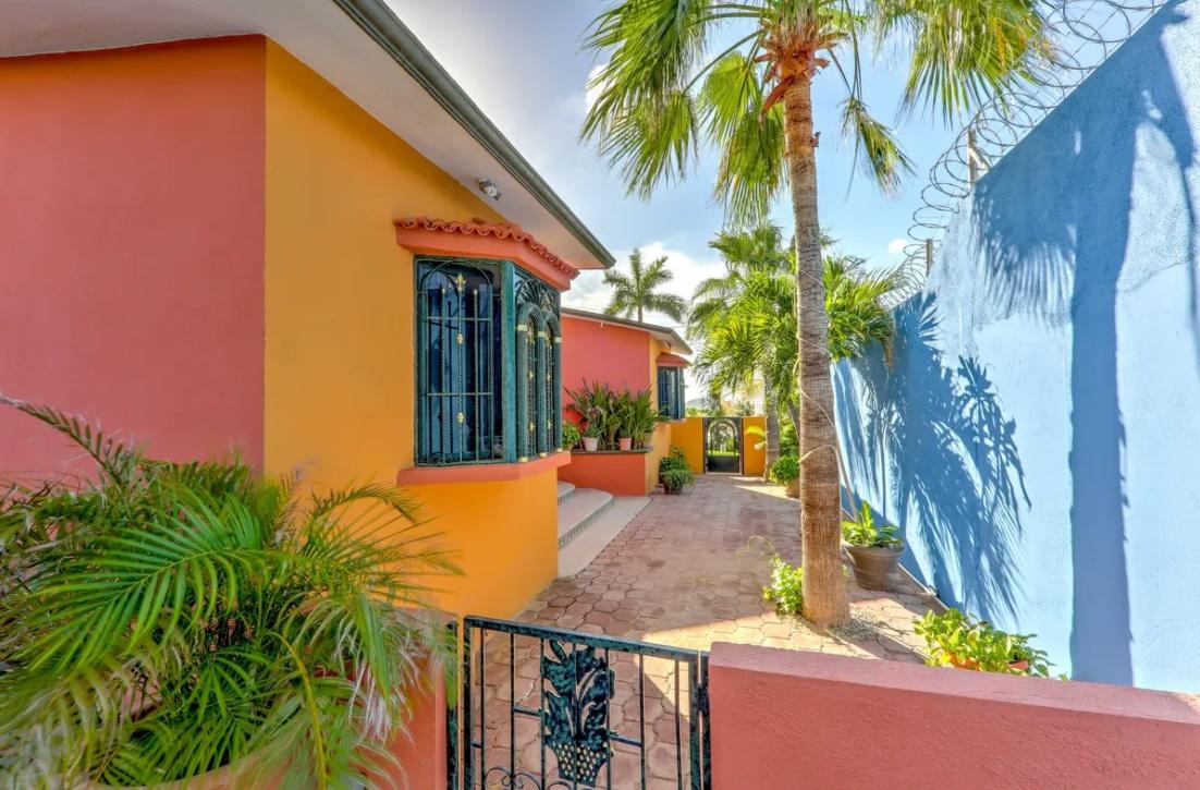 Te koop: Mexicaanse villa op loopafstand van het strand