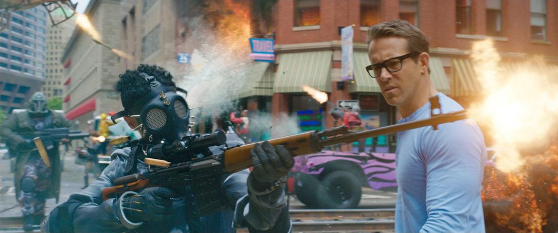 Films in de bioscoop week 32: Free Guy is Ryan Reynolds zijn beste film