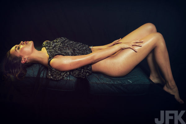 Holly Mae Brood JFK (mei 2016)