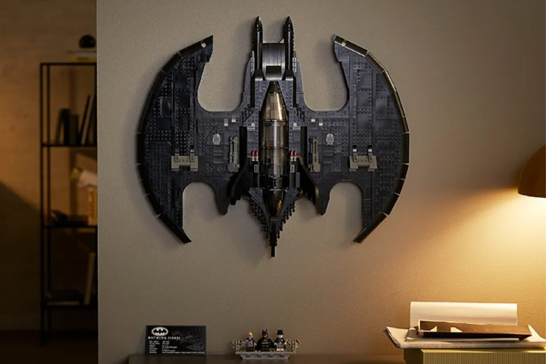 LEGO vereeuwigd iconische 1989 Batwing