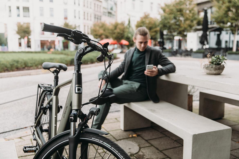 E-bikes van het Amsterdamse QWIC laten ons minder autorijden