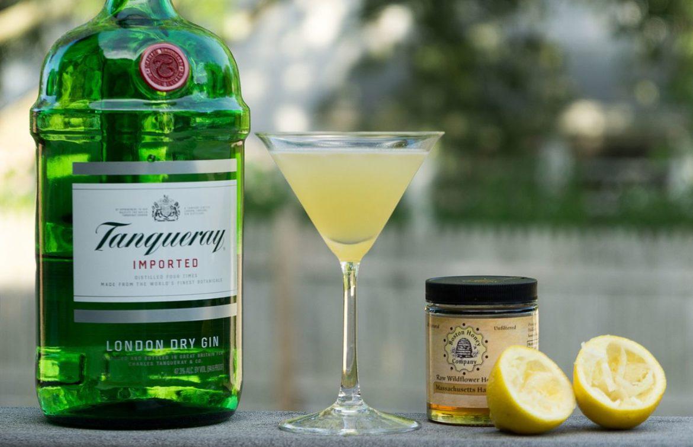 The Bee's Knees is de perfecte gin-cocktail voor de lente