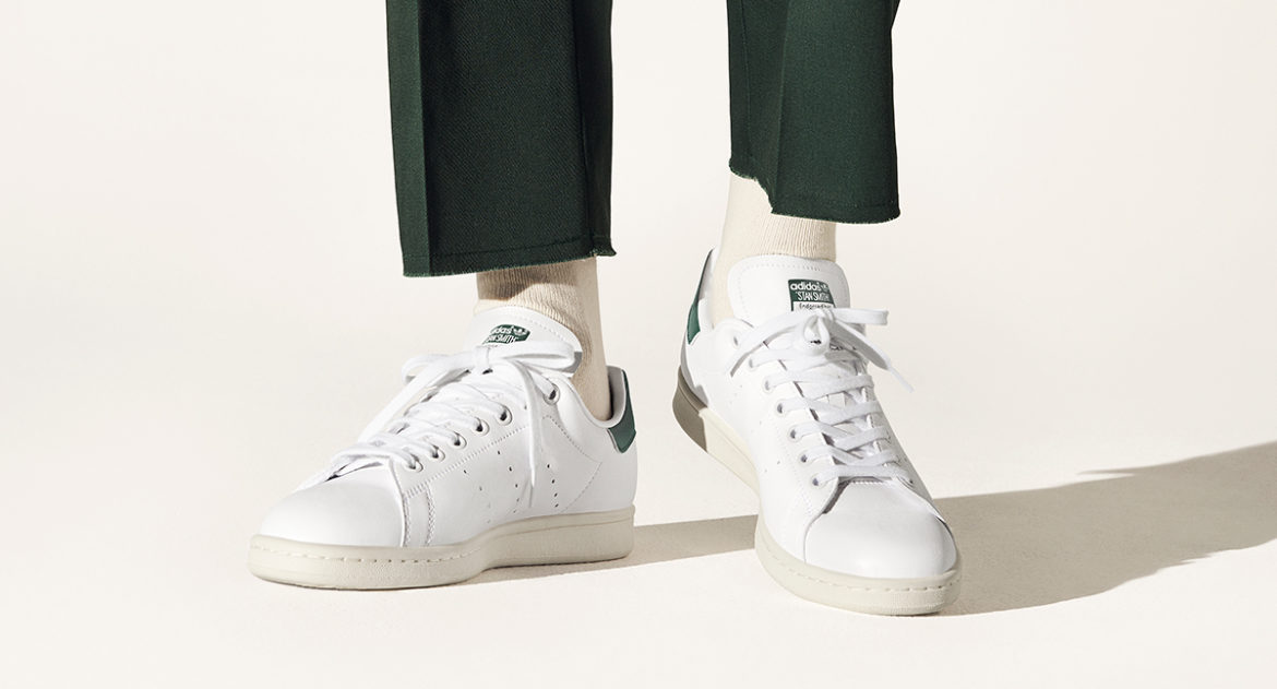 adidas maakt Stan Smith Forever hun meest duurzame sneakers