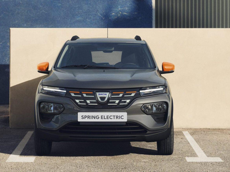 Dacia Spring is de goedkoopste elektrische auto
