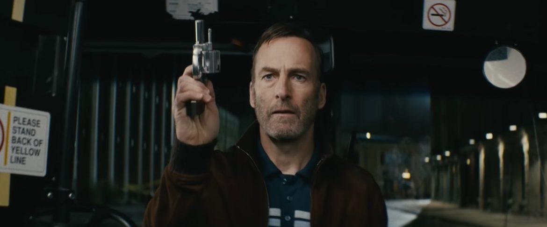 Bob Odenkirk schittert in heftige actiefilm Nobody
