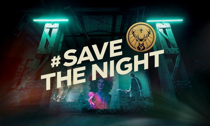 Jägermeister steunt het nachtleven met #SAVETHENIGHT initiatief