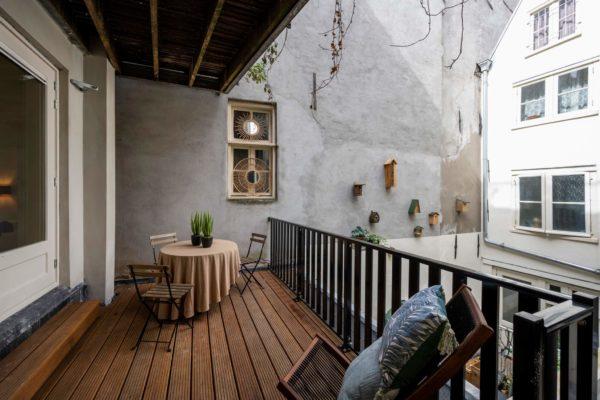Te koop: Modern appartement tegenover Amsterdam Centraal