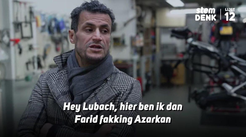 Farid Azarkan dist Arjen Lubach