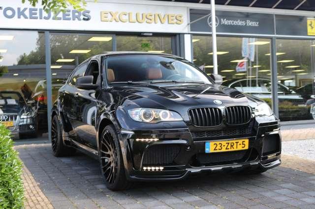 Dirk Kuijt zet zijn dikke BMW X6 Hamann te koop