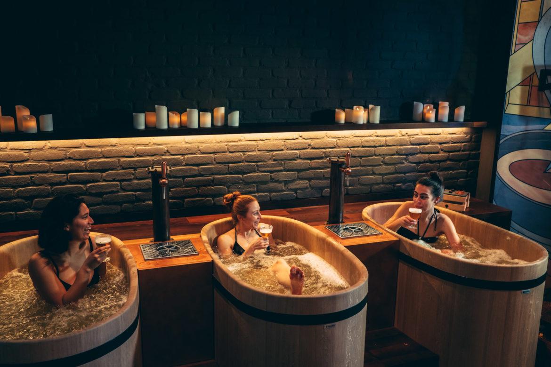 Bath & Barley is eerste bierspa van België