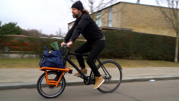 CargoDrive bagagedrager maakt van je eigen fiets een eBike
