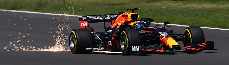 Waarom komen er soms vonken van een Formule 1-wagen?