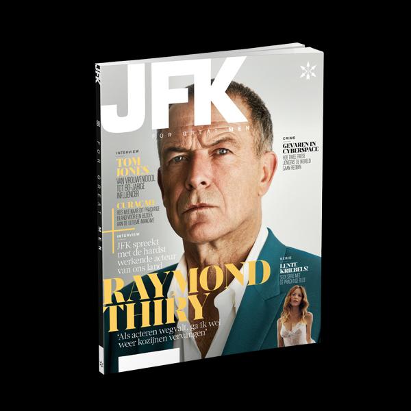 JFK Magazine 88 Mei-juni 2021