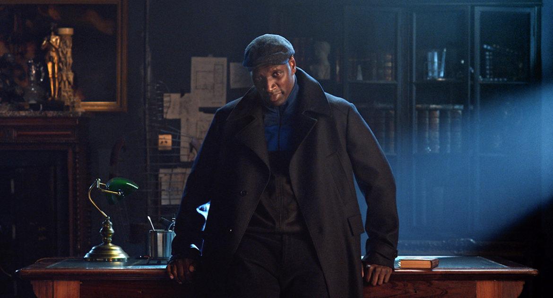 Omar Sy verovert Netflix met de hitserie 'Lupin'